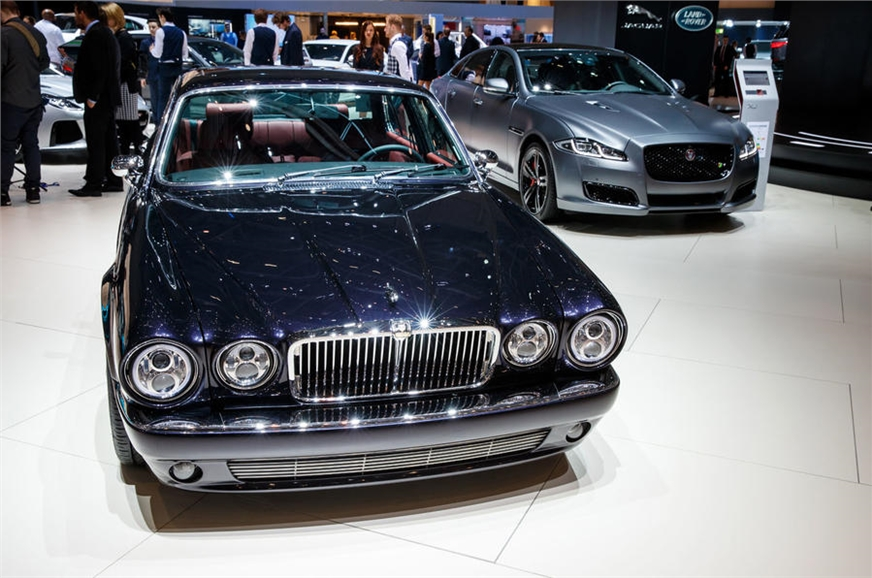 Jaguar to celebrate the 50th anniversary of bespoke XJ6 next yea