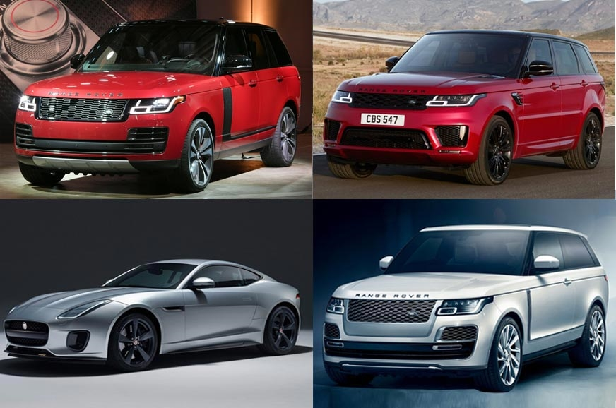 Jaguar Land Rover to launch 10 models in 2019