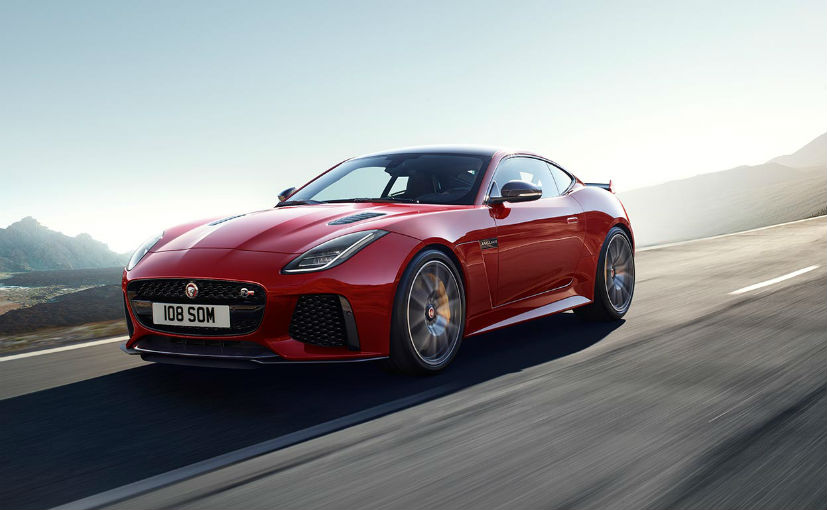 Jaguar to bring out the updated version of the F Type in 2019