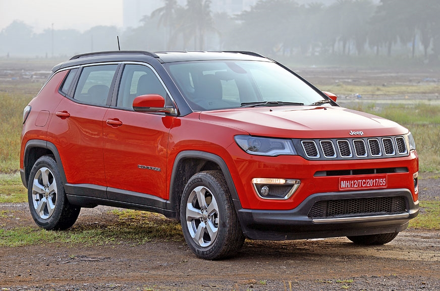 Jeep Compass Gains More Popularity In India