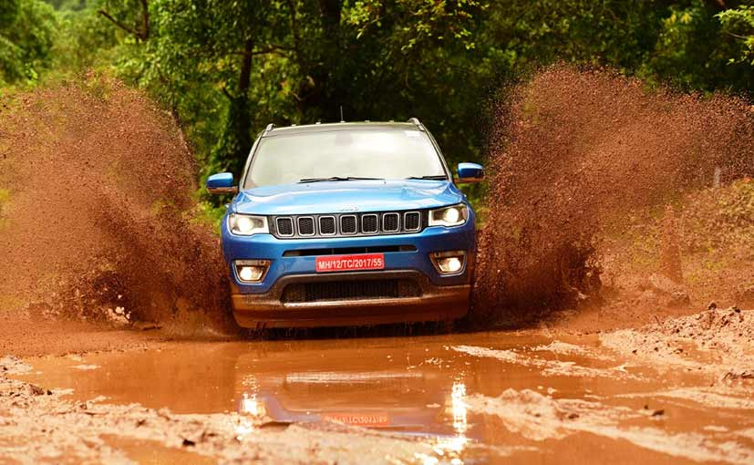 Jeep Compass SUV sold over 20,000 units in India since its launch