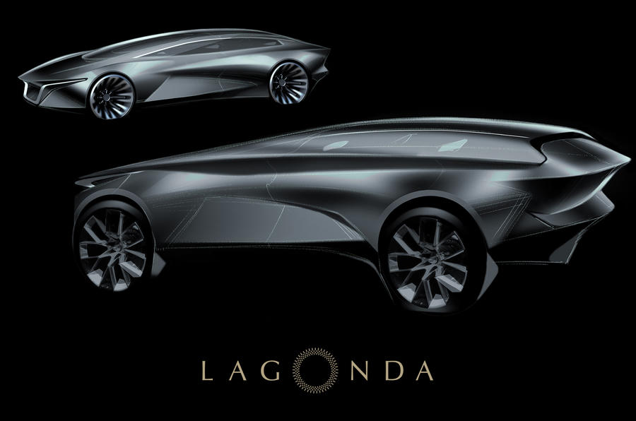 Lagonda going to relaunch in year 2021