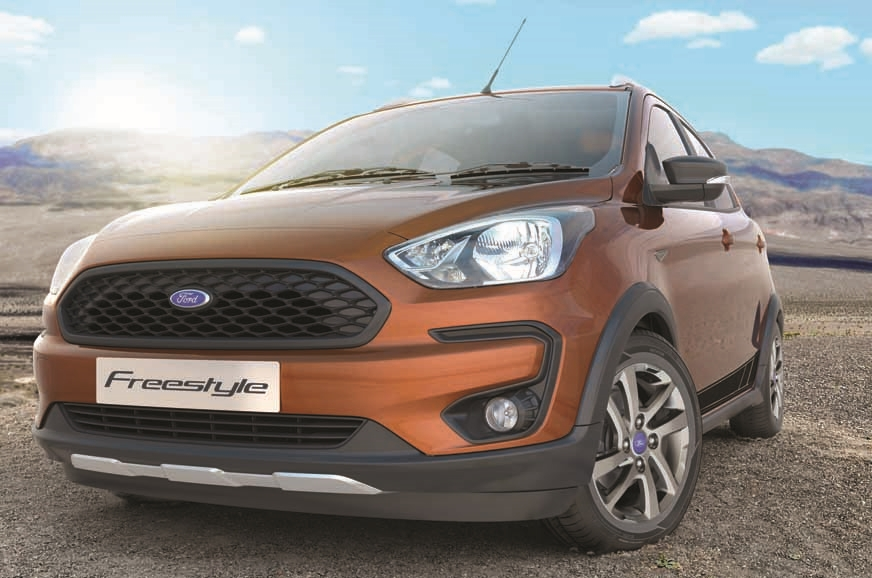 Launch date for the Ford Freestyle set for 18th April