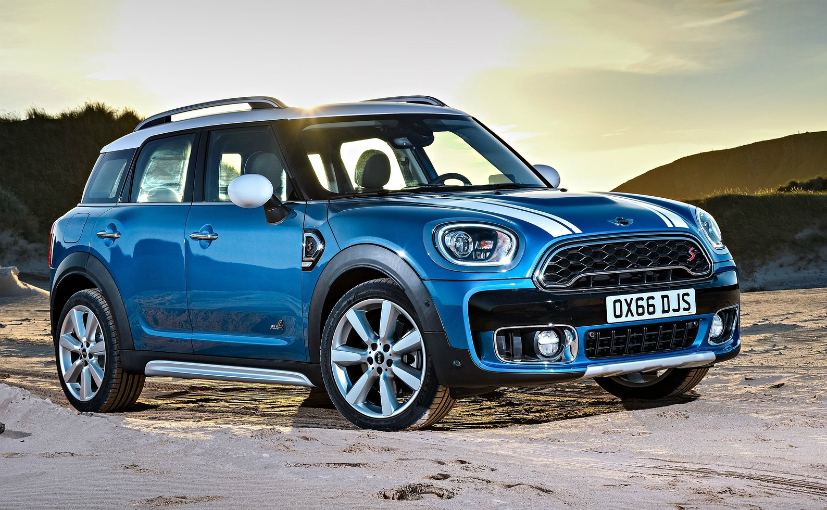 Launched - MINI Countryman 2018