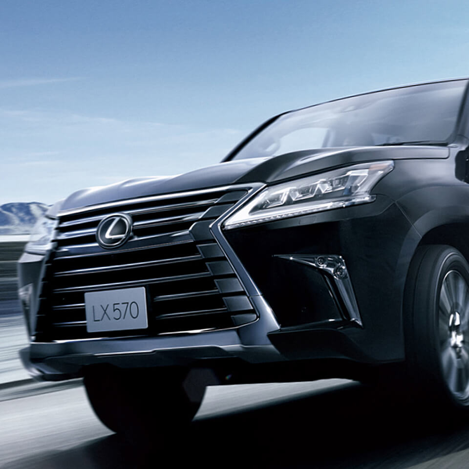 Lexus LX 570 Petrol launches officially in India