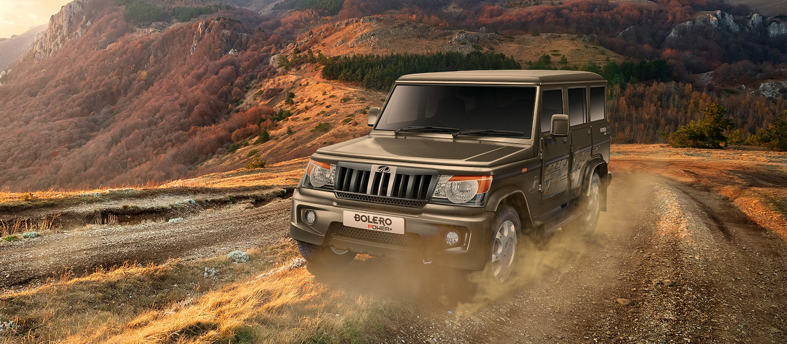 Mahindra Bolero to now get ABS and airbags