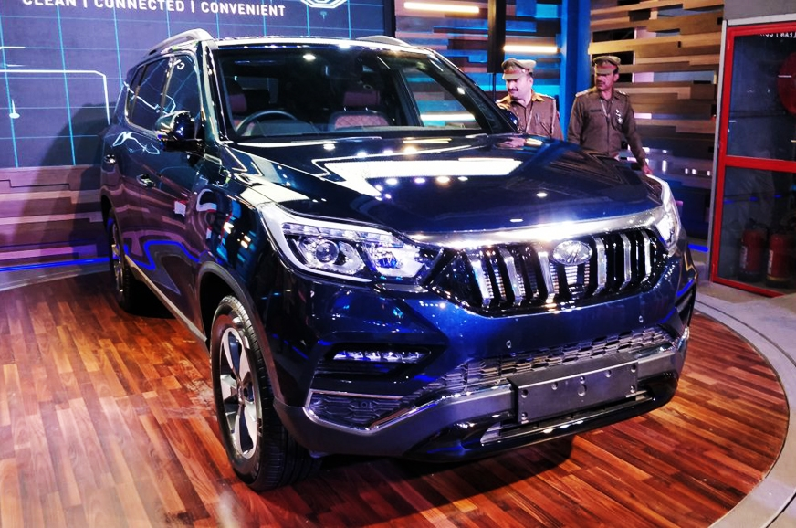 Mahindra Rexton SUV could launch during festive season