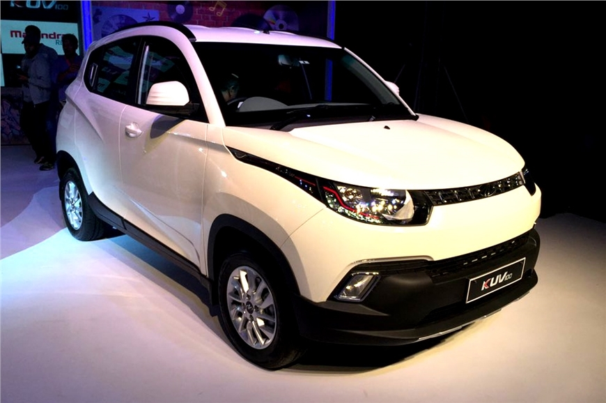 Mahindra KUV trip Variant soon to be launched