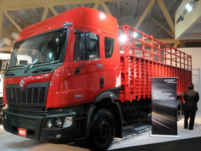 Mahindra Trucks and Bus Division breaks even after eight years