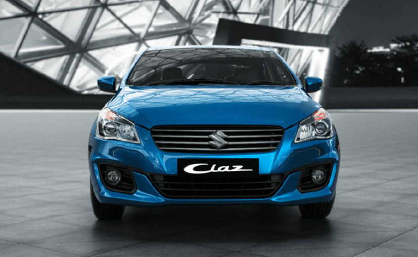 Maruti Suzuki Ciaz Gets a Facelift This Year