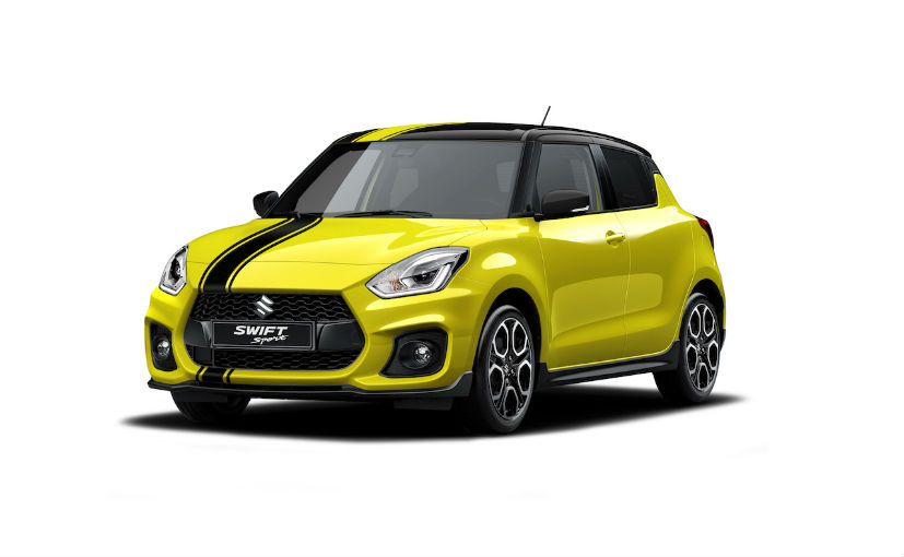 Maruti-Suzuki-Swift-Sport-BeeRacing-has-been-launched-in-Italy-2018