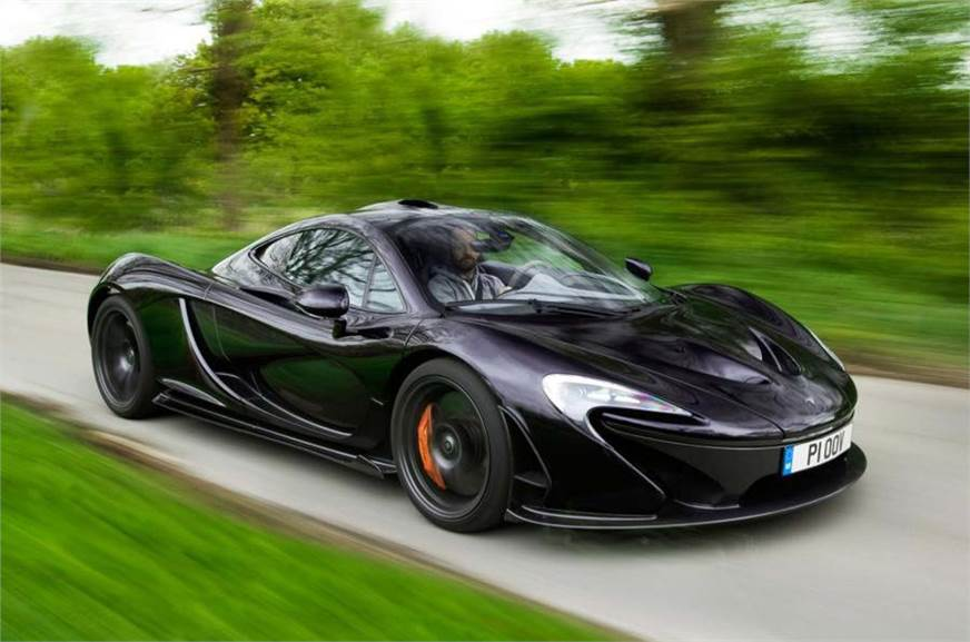 McLaren to introduce P1 Successor  by 2025