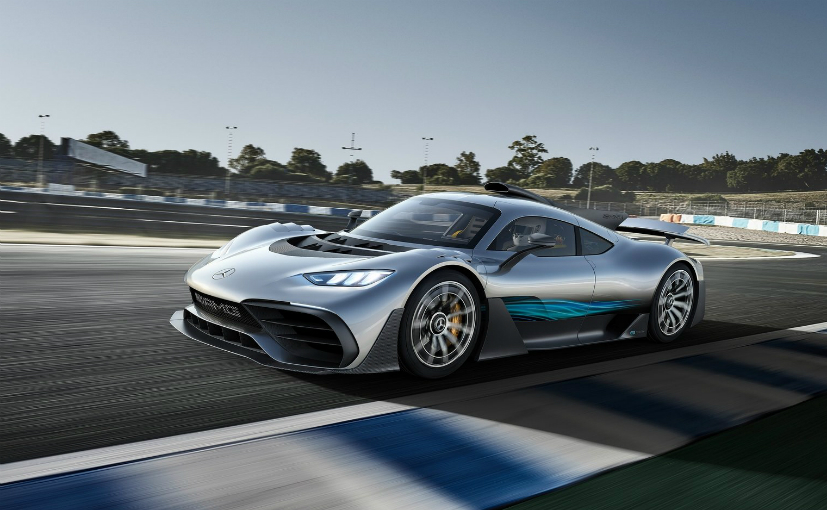 Mercedes Amg Project Planning To Build A Hypercar In Uk