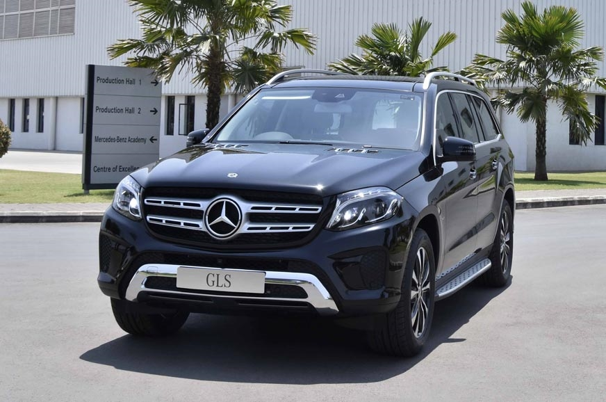 Mercedes GLS Grand Edition is going to be launched in 2018