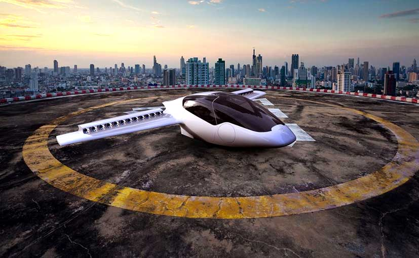 Modern Mini and Fiat 500 designer gets hired to design flying taxis