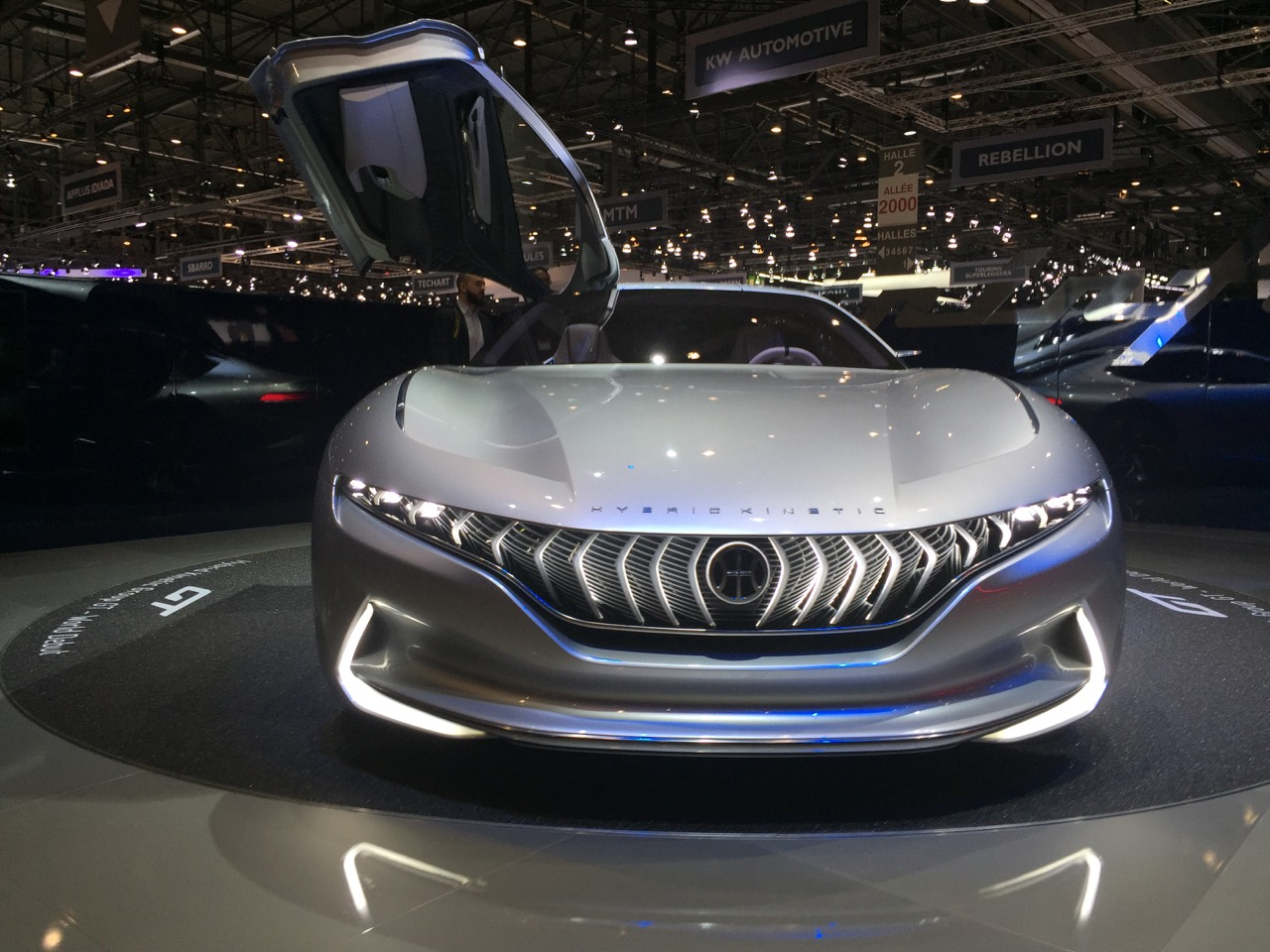 ibb blog : new as well as exciting concepts revealed in geneva motor