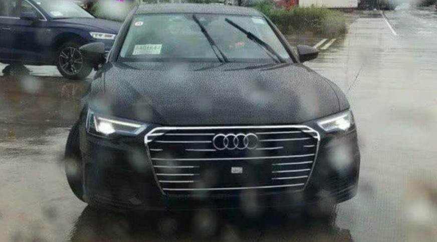New Audi A6 L leaked ahead of official unveil