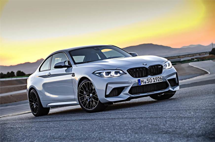 New BMW M2 emerges as a rival Cayman GTS