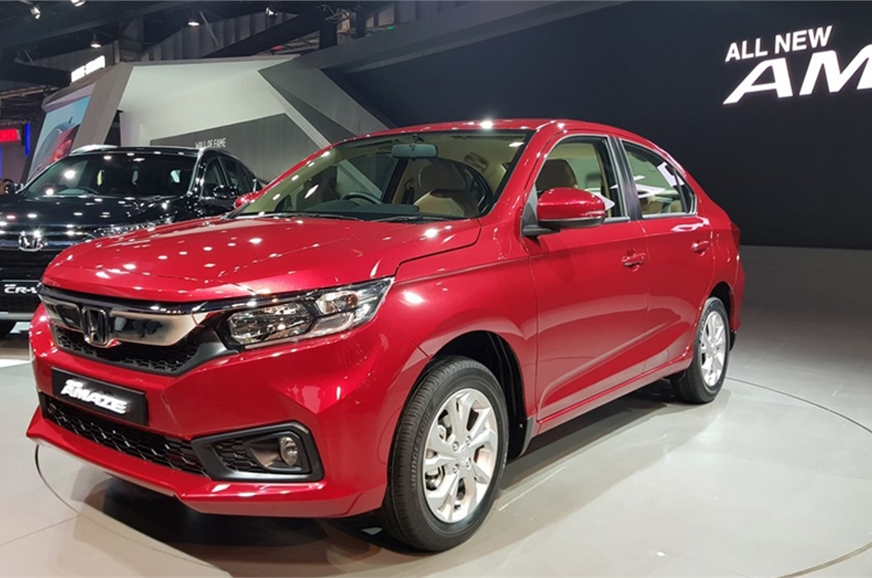 New Honda Amaze is going to be launched in mid May