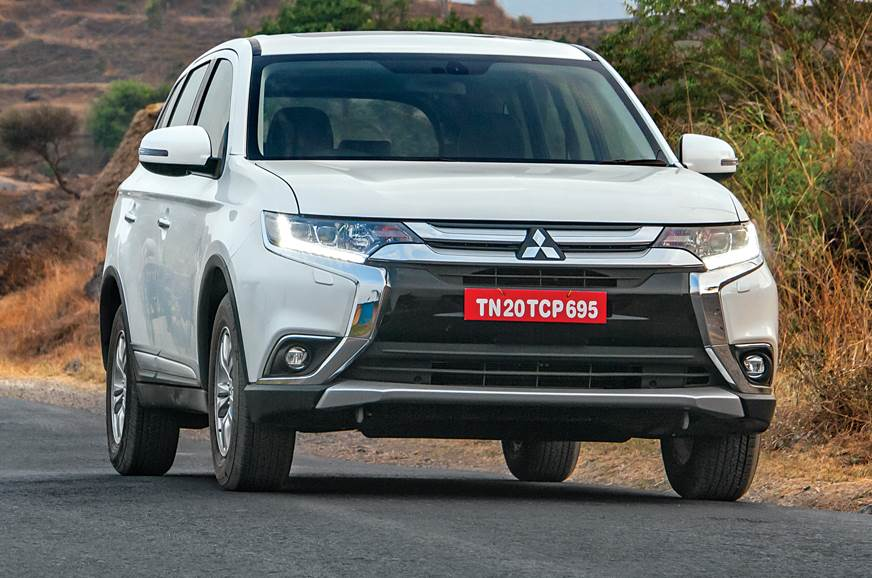 New Mitsubishi Outlander has been launched
