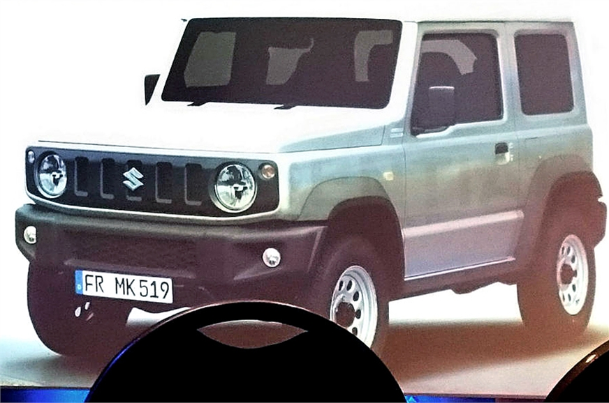New Suzuki Jimny is going to be revealed this year