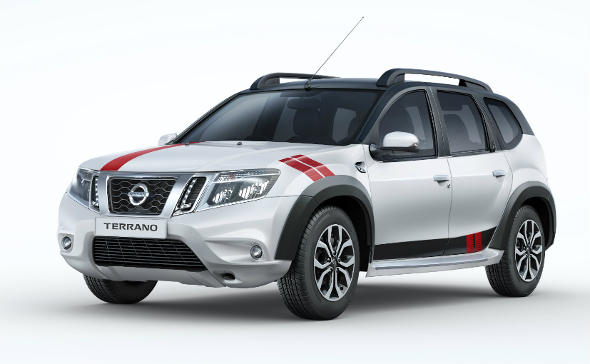 Nissan Terrano Sport officially launched in India