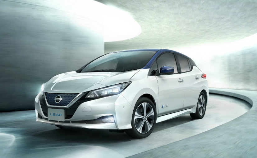Nissan is ready to unveil three electric vehicles at Auto China