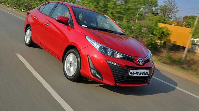 Overwhelming Response to Toyota Yaris in India