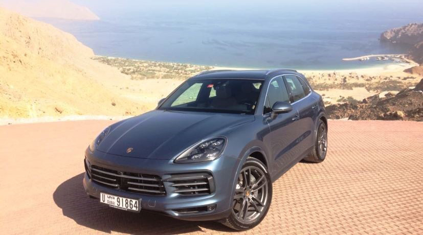 PORSCHE CAYENNE INTRODUCED IN THE INDIAN MARKETS
