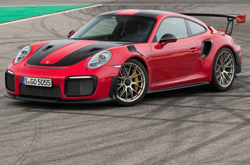 Porsche 911 GT2 RS is getting launched in India next month