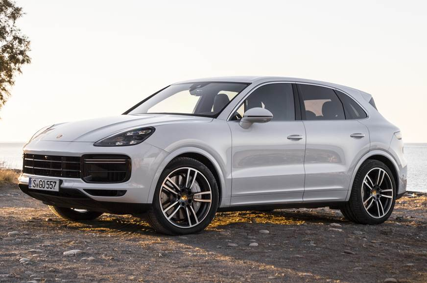Porsche Cayenne Turbo bookings start