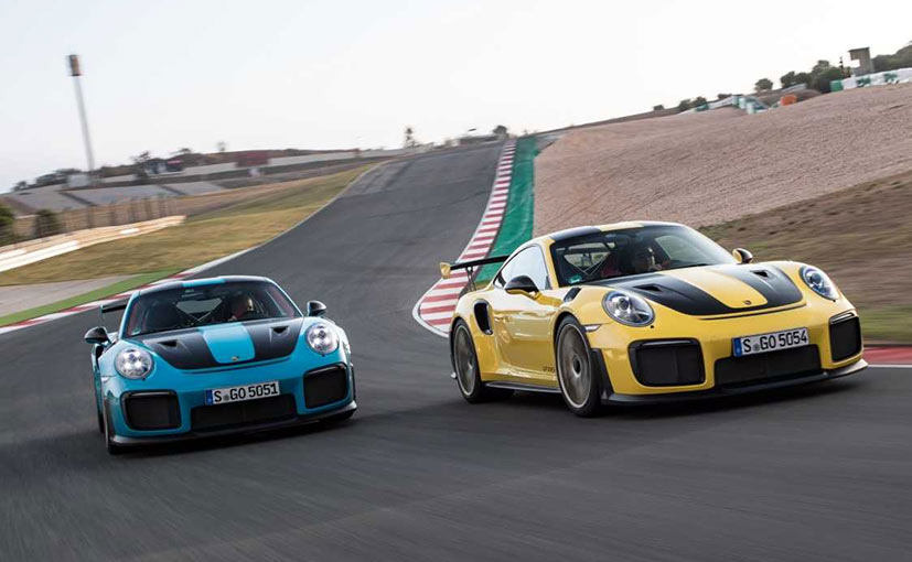 Porsche all set to launch its all new 911 GT2 RS in the Indian market by June