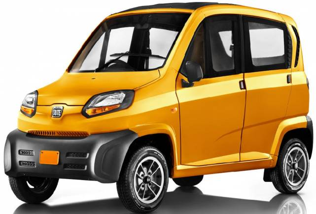 Quadricycles obtain approval as new vehicle segment