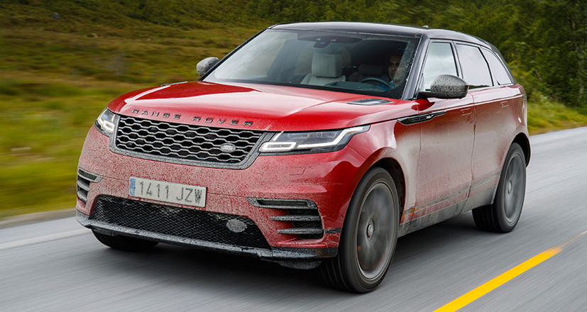 Range Rover Velar seals the spot for World Car Design of The Year at the.._