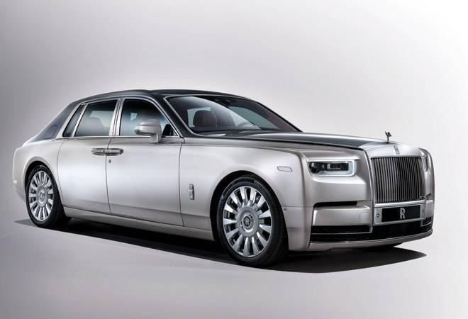 Ibb Blog Rolls Royce Phantom Viii Unveiled In India