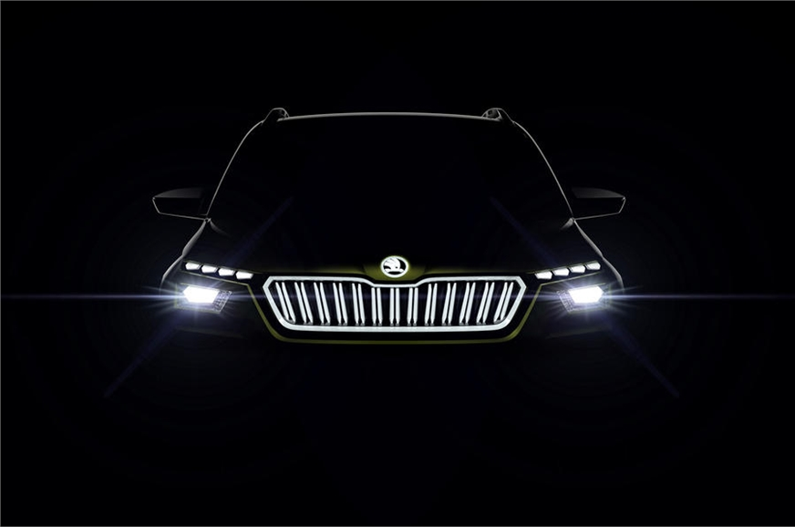 Skoda to reveal Vision X concept CNG hybrid technology