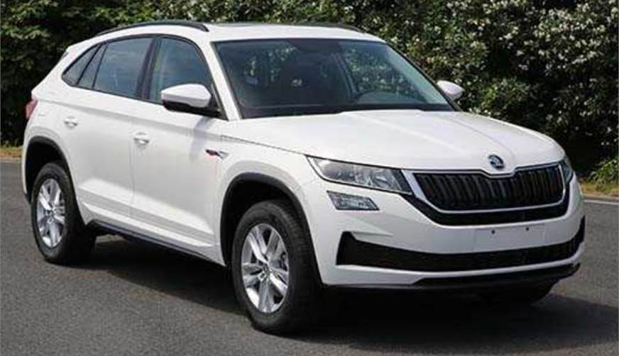Skoda Kodiaq GT official revealed unveil