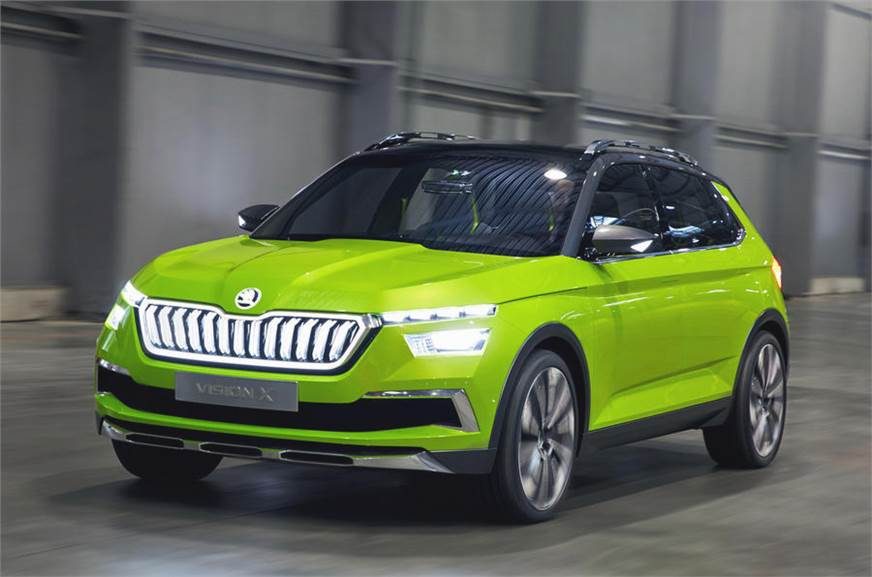 Skoda has been reported to be taking charge of VW group model development in India