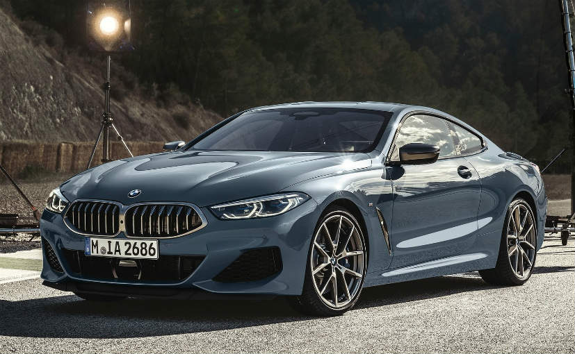 Specifications of BMW 8 series