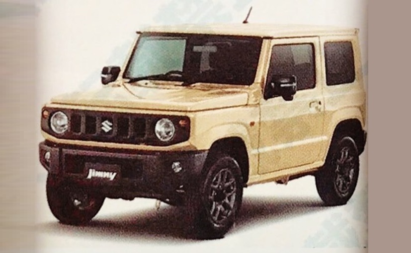 Specifications of new Suzuki Jimny and its variant
