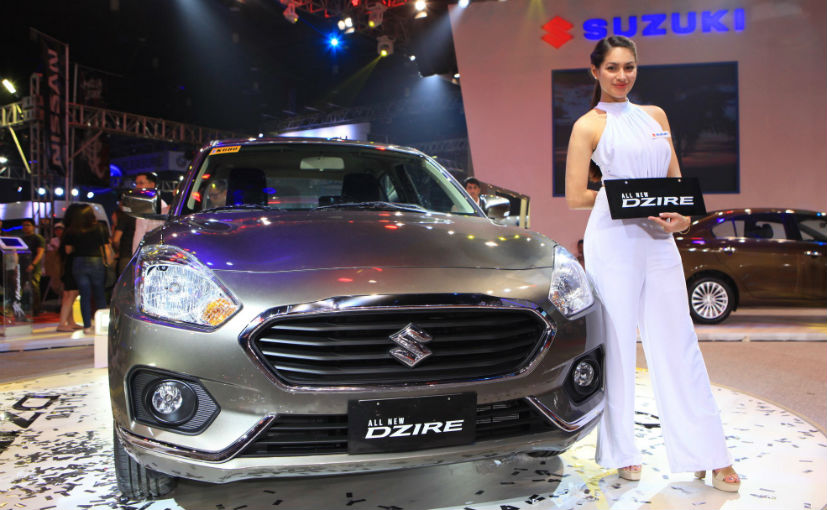 THE ALL NEW MARUTI SUZUKI SWIFT DZIRE