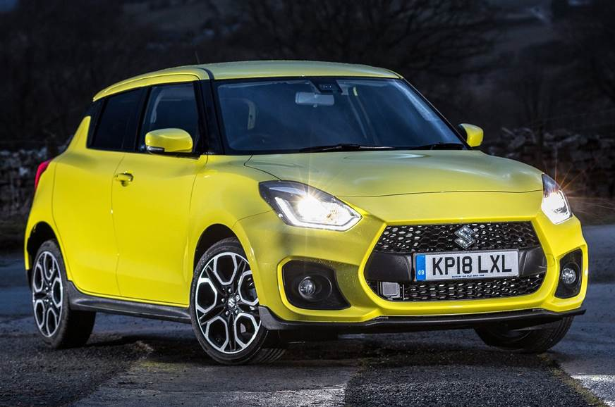 Take a look at the new Swift Sport by Suzuki