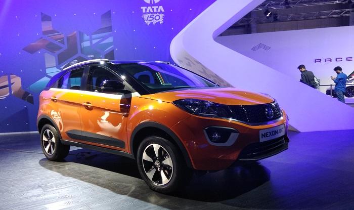 IBB Blog : Tata Nexon Takes Top Spot Among Tata Cars in FY2018