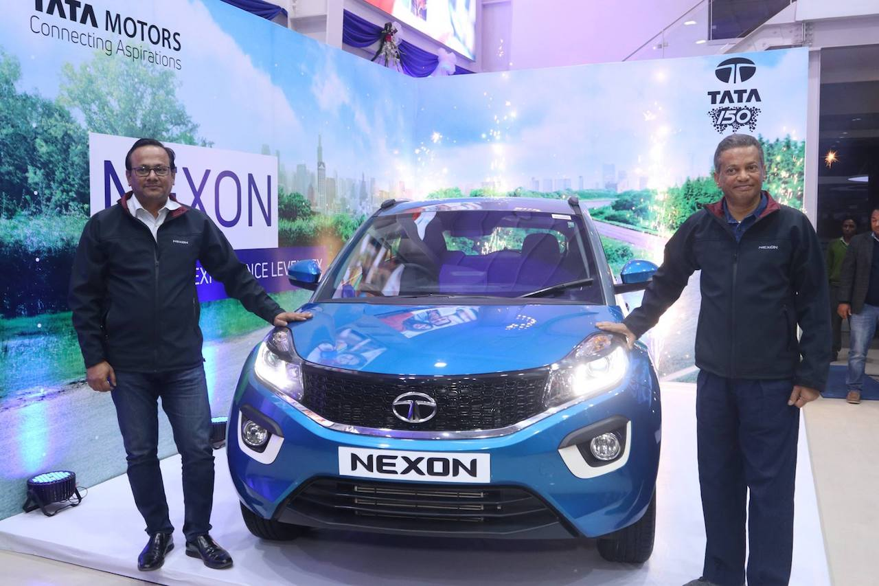 Tata Nexon Nepal launch - full image