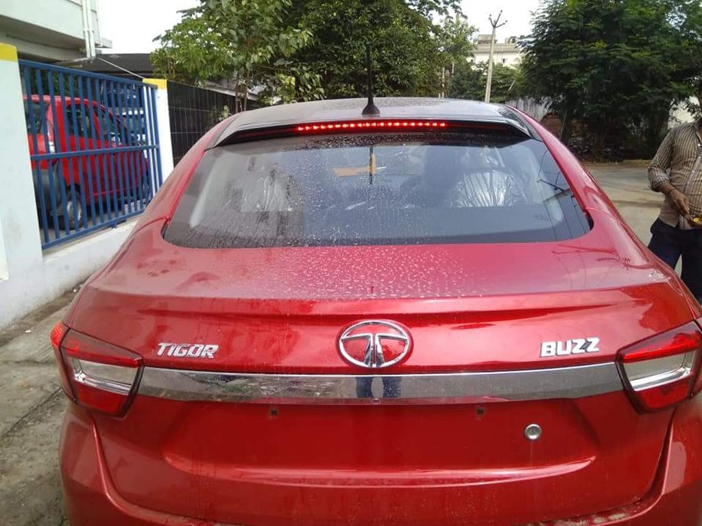 Tata Motors preparing to launch Tigor Buzz Edition in India