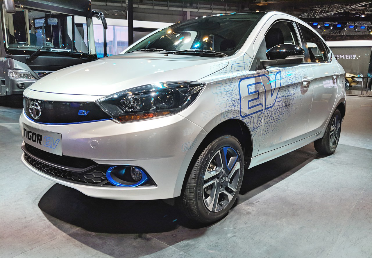 Tata Tigor EV may be available for private buyers in phases