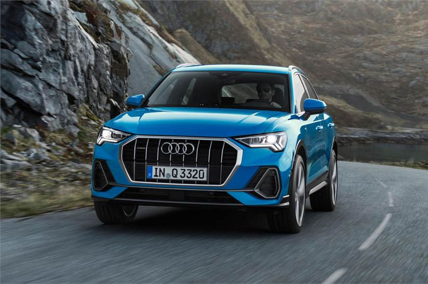 The Indian version of the next generation Audi Q3 is unveiled
