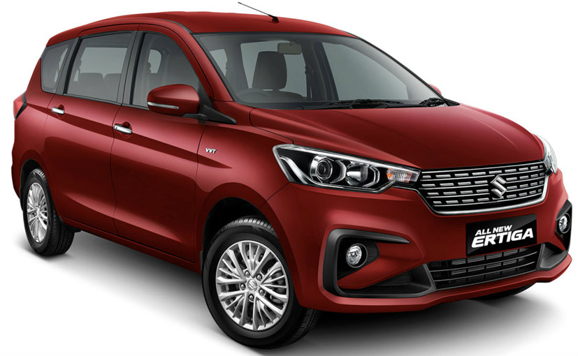 The New Maruti Suzuki Ertiga MPV to see the light of the world