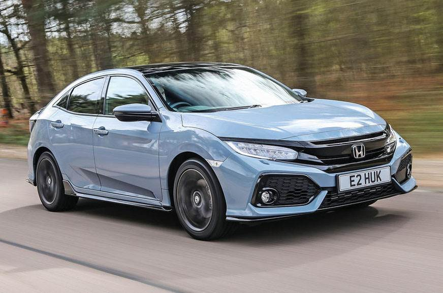 The automatic diesel engine of Honda Civic is launched
