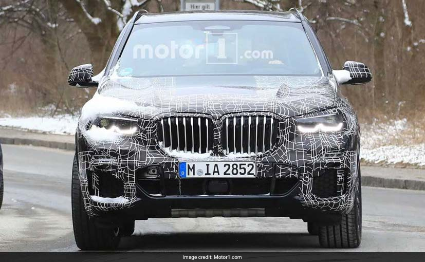 The new BMW X5 will be making its entrance to Indian markets later in the year